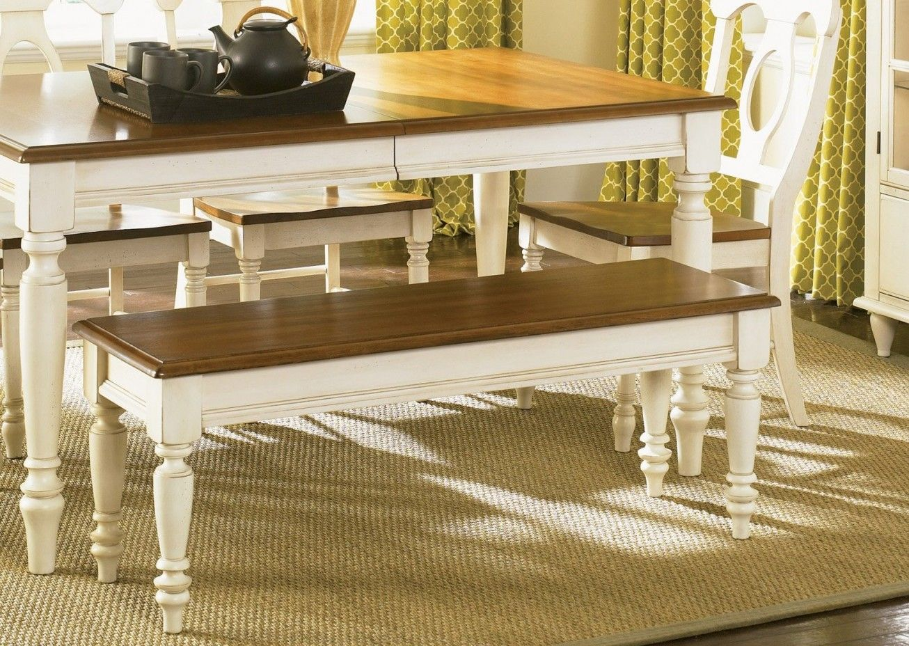 Trendy kitchen table sets with bench design for seating amazing excellent workbench furniture kitchen tables with white country dining sets
