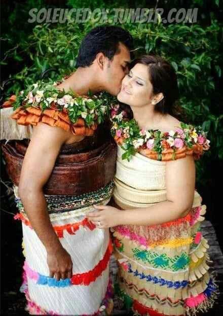 Samoan weddings   I love   Pinterest   Traditional, Posts ...  Samoan weddings...