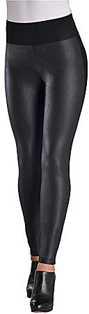 2b8d07c0e45 Peter Nygard Plus SLIMS Faux-Leather-Front Leggings on shopstyle.com. I  really like and need these.