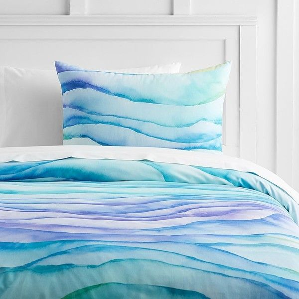 Pb Teen Prism Pop Duvet Cover Twin Multi 79 Liked On