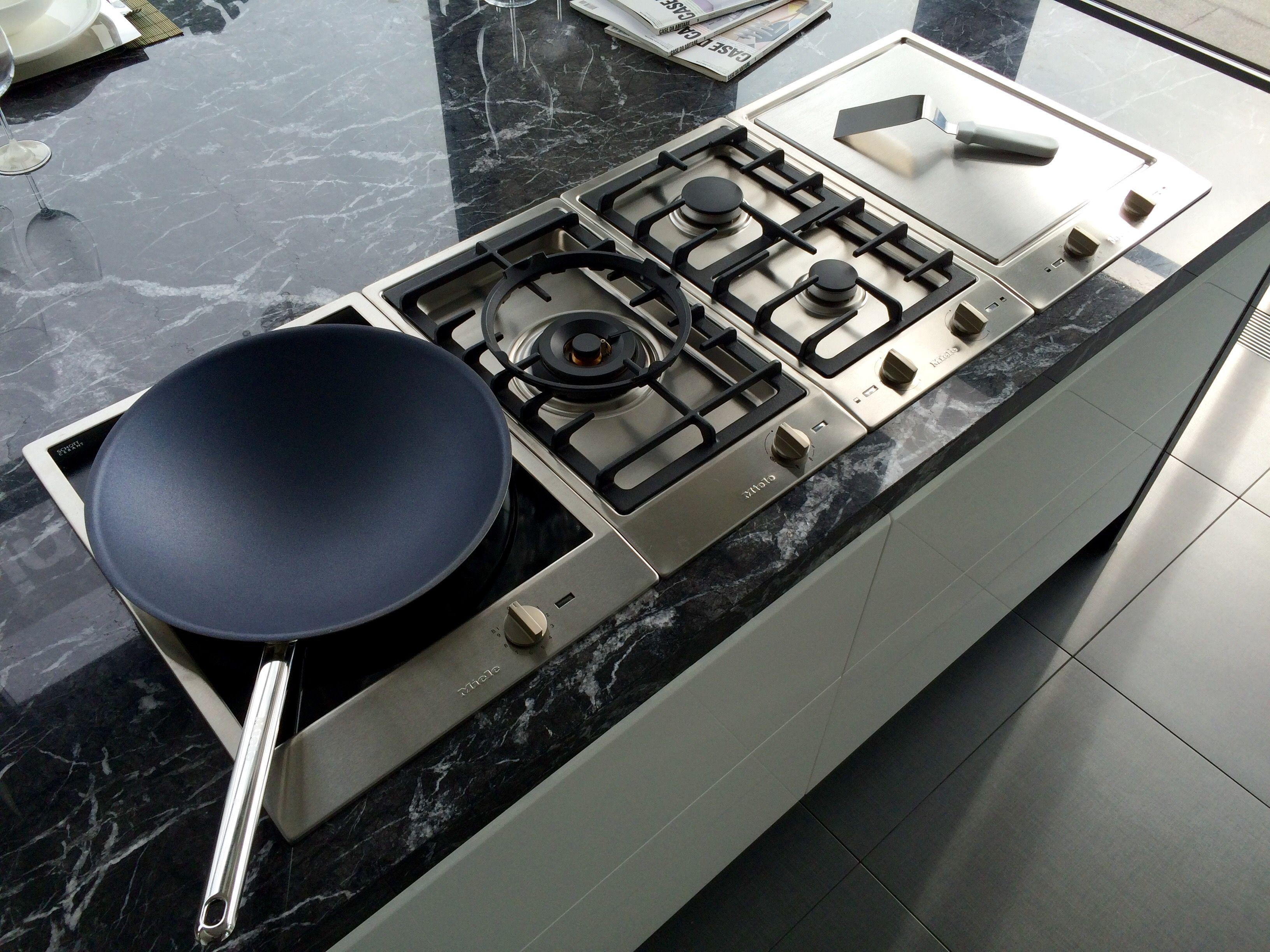 miele biset wok gas tepanyaki quality kitchen dada