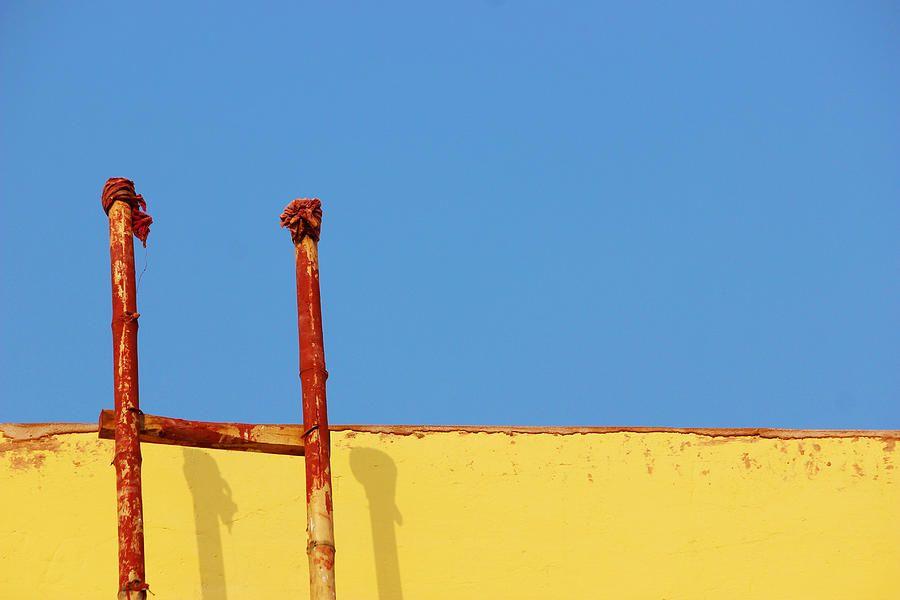 Aspirations Photograph by Prakash Ghai