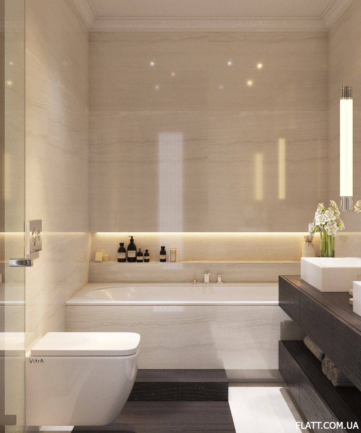 "Find Inspiration For Your New Bathroom: Start A New Project In The Residential Complex ""festival"