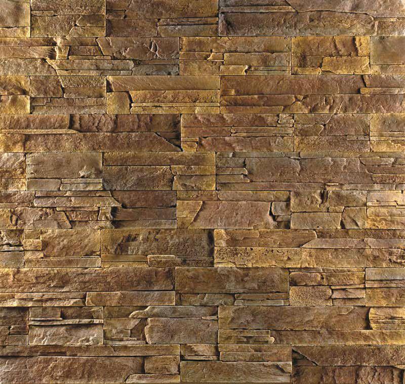 Steinwand verblender wandverkleidung steinoptik highland rusty - Wandverkleidung steinoptik ...