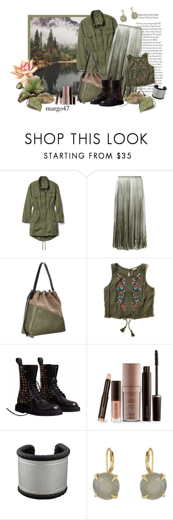 """""""jesienne"""" by margo47 ❤ liked on Polyvore featuring Gap, Valentino, Marni, Hollister Co., Burberry, Laura Mercier, Dsquared2 and Vince Camuto"""