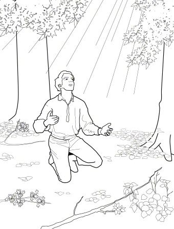 lots of LDS coloring pages | LDS | Pinterest | Colores, LDS y ...