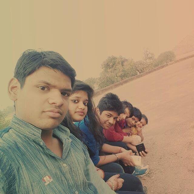 Doing lot of masti wid bro n sis....  by sparshagrawal.143