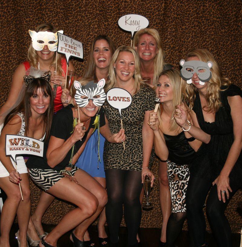 Adult Safari Party, Safari
