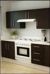 Resultado de imagen para cocinas integrales casas for Cocinas integrales modernas chiquitas