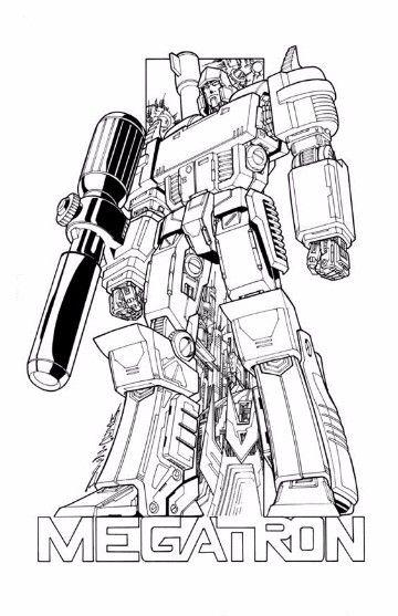 imagenes de transformers para colorear e imprimir | Personajes de ...