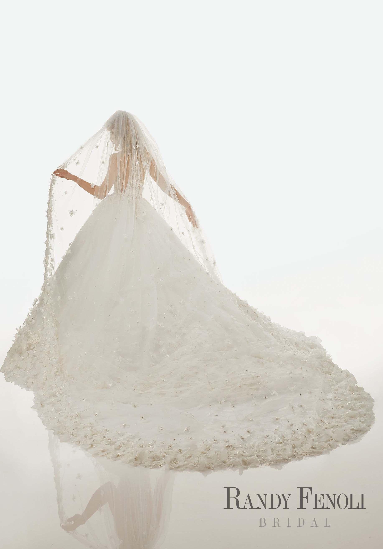 Randy fenoli bridal brandi wedding dress style diamante and
