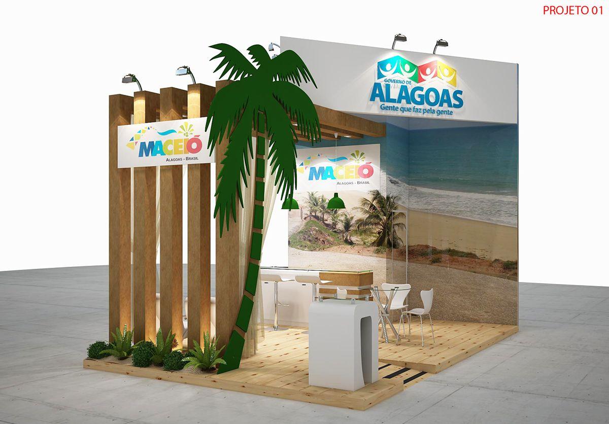 Alagoas - Festival de Turismo on Behance