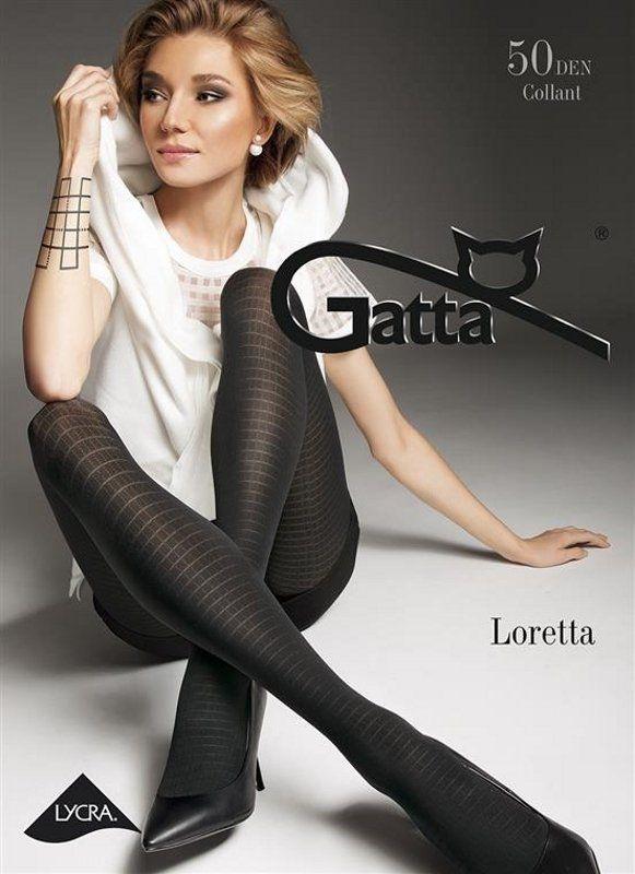 751e5113cf325a Gatta Loretta 102 50 DEN Rajstopy - Rajstopy - Piękne nogi - Bielizna damska ,