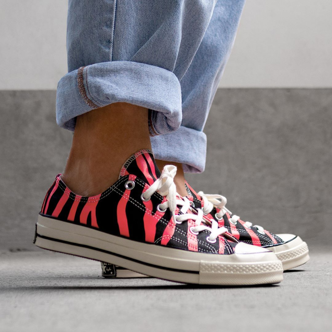 Converse Chuck Taylor All Star 70 OX *Archive Print* in bunt
