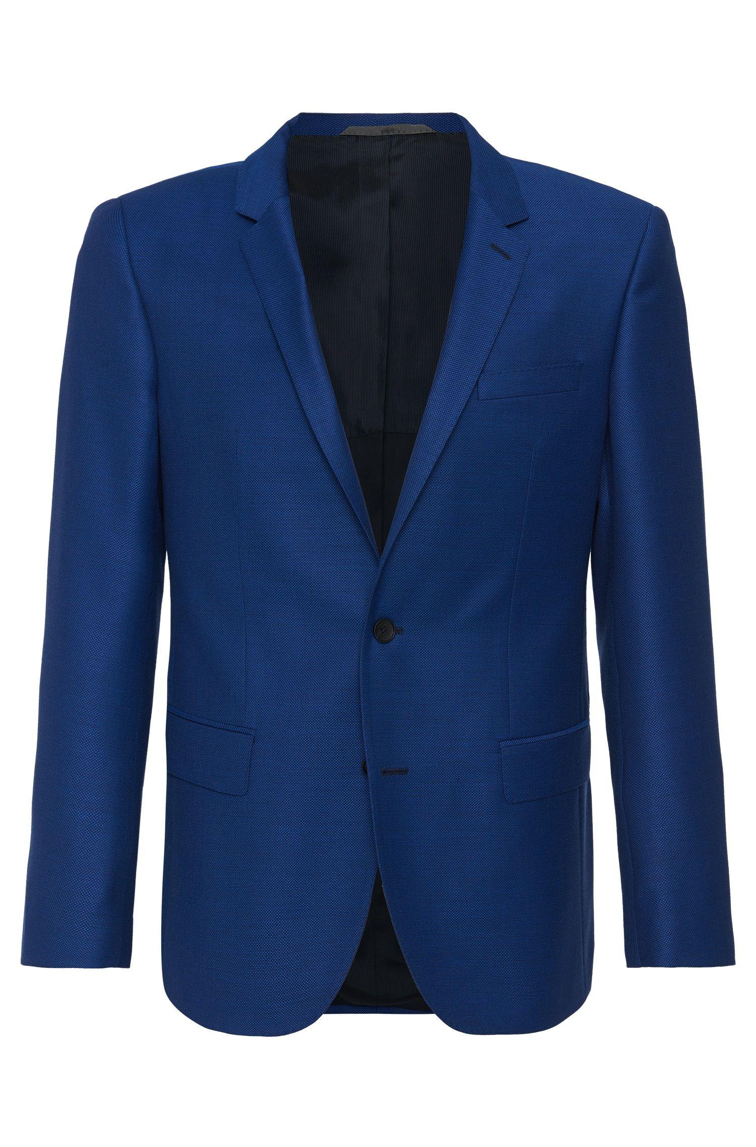 Pict j ferrar modern fit 1 -  Hutch Slim Fit Italian Virgin Wool Sport Coat