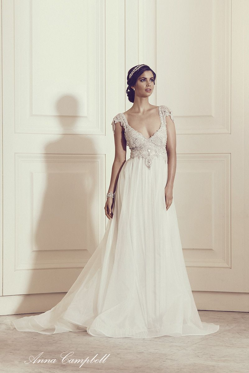 Anna Campbell Gossamer Bridal Collection- Worldwide Release ...