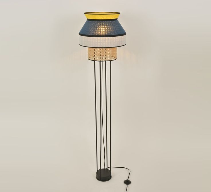 Park Art|My WordPress Blog_Grey Floor Lamp With Shelves