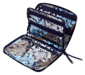I totally need something like this for traveling A Vera Bradley