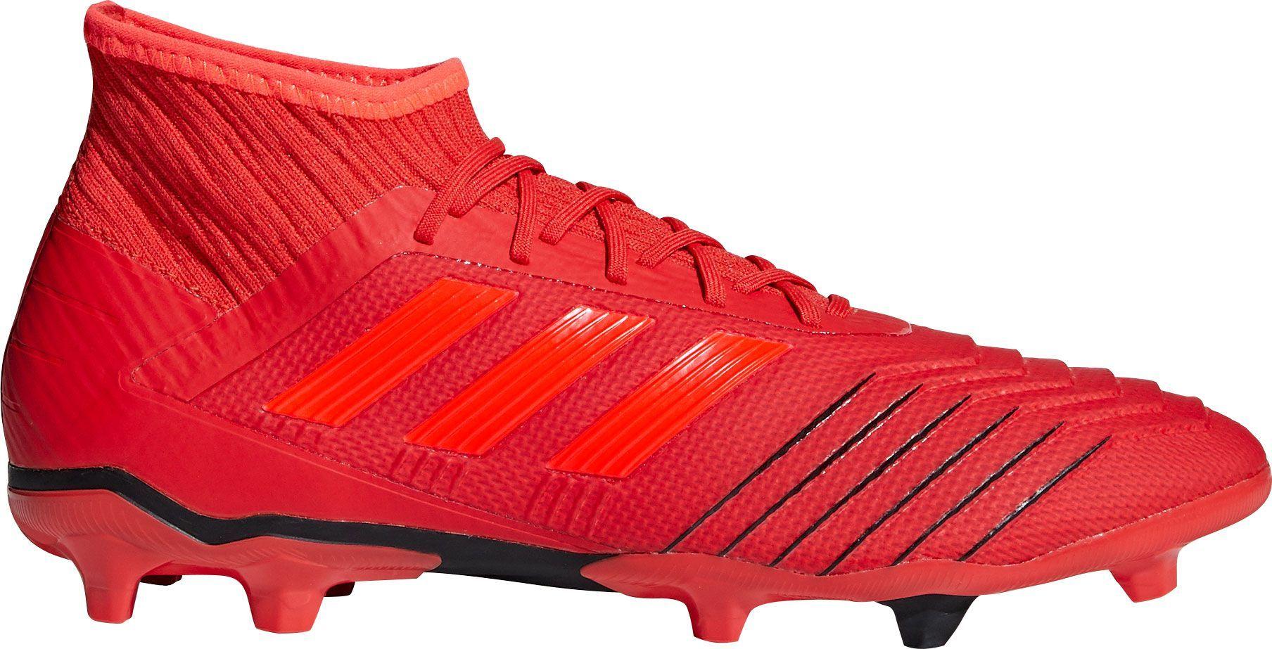 adidas Men's Predator 19.2 FG Soccer Cleats   Predator