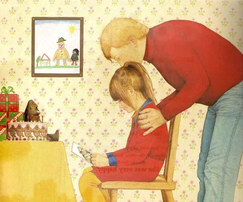 Gorilla By Anthony Browne Illustrations Kids Pinterest border=