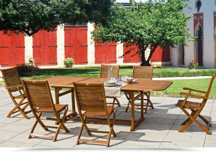 Tavolo Orto ~ Tavolo giardino legno balau orti urbani acacia