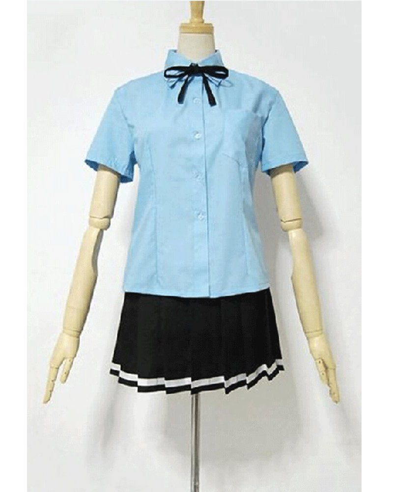 CosEnter Kuroko No Basketball Girls School Uniform Cosplay Costume * Learn more by visiting the image link.