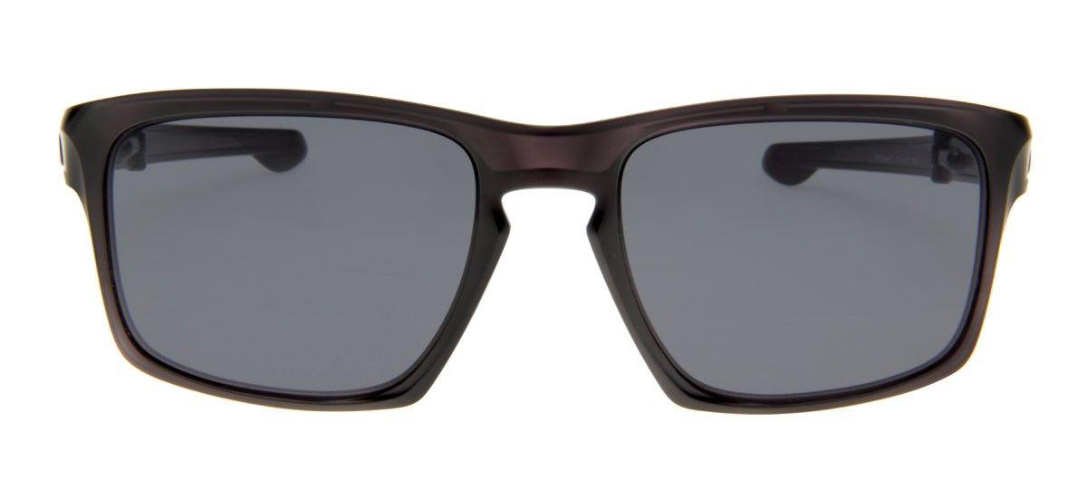 Oakley Sliver Dobrável Esporte - Lente Comum Preta   Óculos ... 1fe4690802