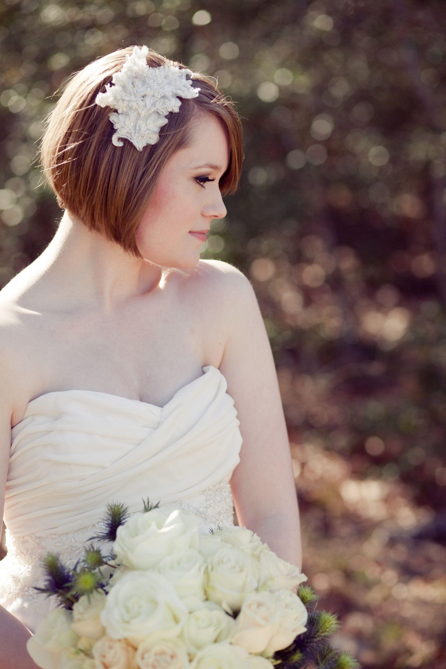 #Short wedding hair... Budget wedding ideas for brides, grooms, parents & planners ... https://itunes.apple.com/us/app/the-gold-wedding-planner/id498112599?ls=1=8 … plus how to organise an entire wedding ♥ The Gold Wedding Planner iPhone App ♥