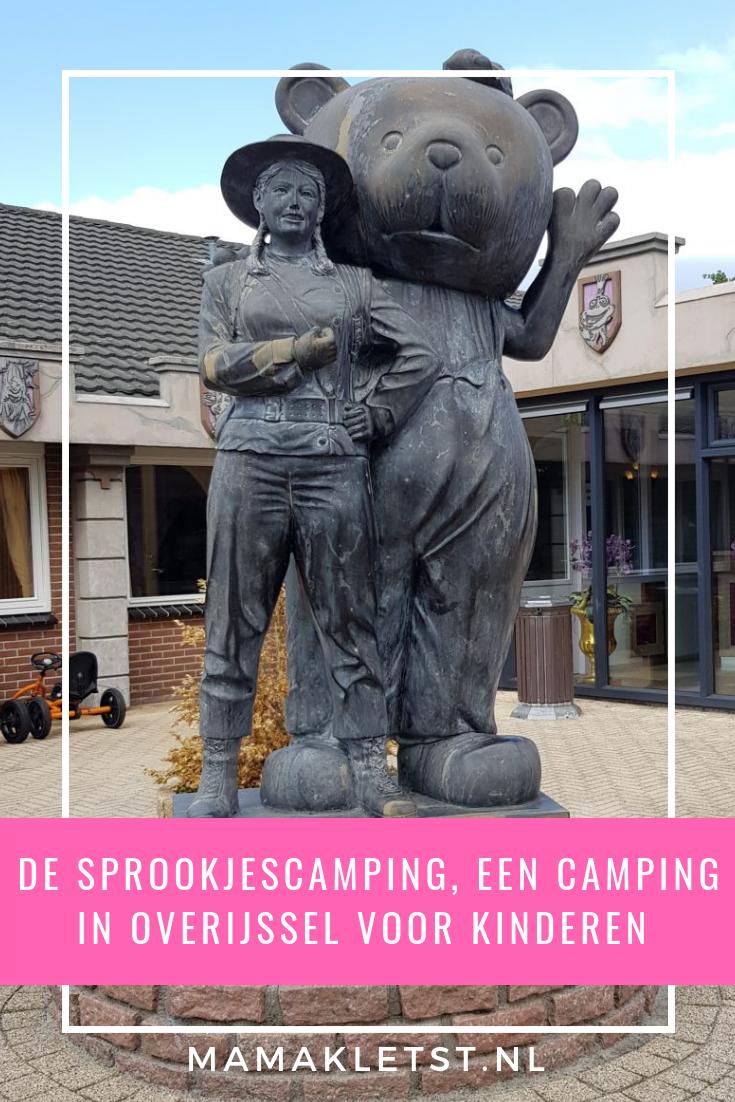 De Sprookjescamping Overijssel Kindvriendelijke Camping Met Zwembad