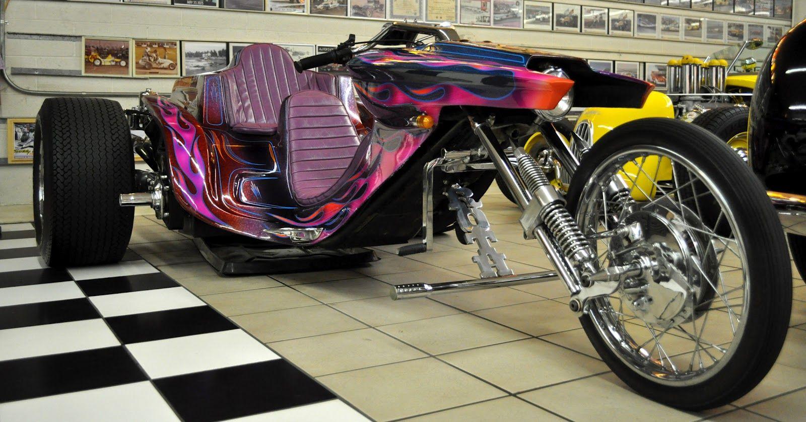 Cool VW Trike ! | VW Trike | Pinterest | Custom trikes ... | trikes ...