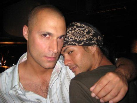 Nigel Barker and Sutan Amrull | Hot