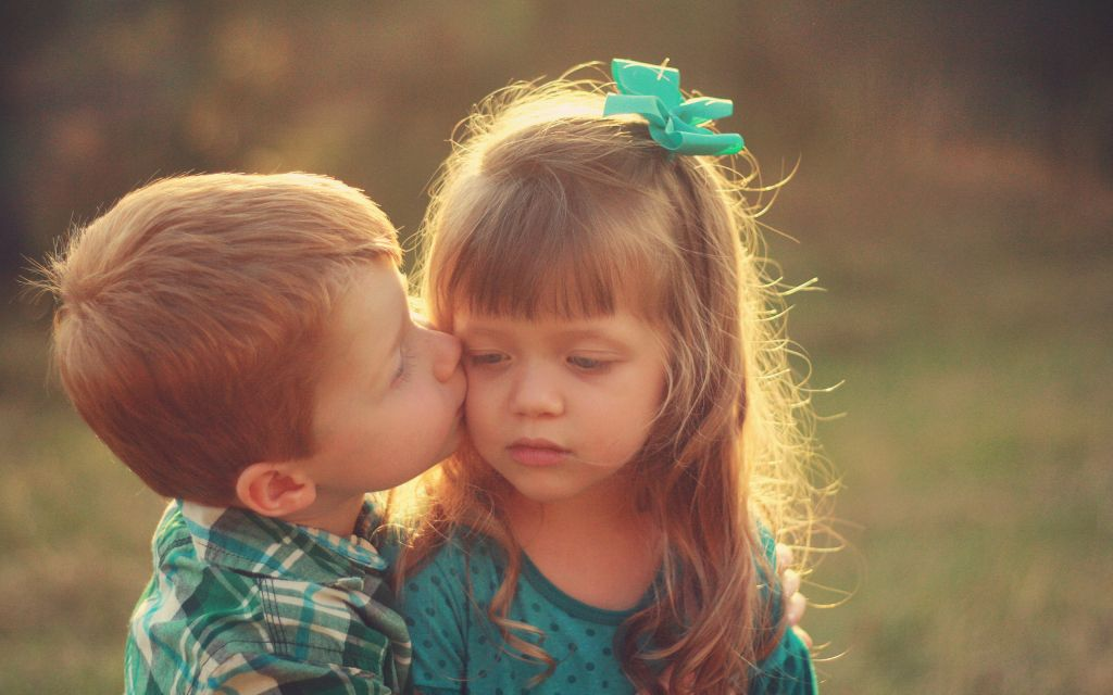 Cute Kids Love Couple Quotes Cute Couple Children With Quotes