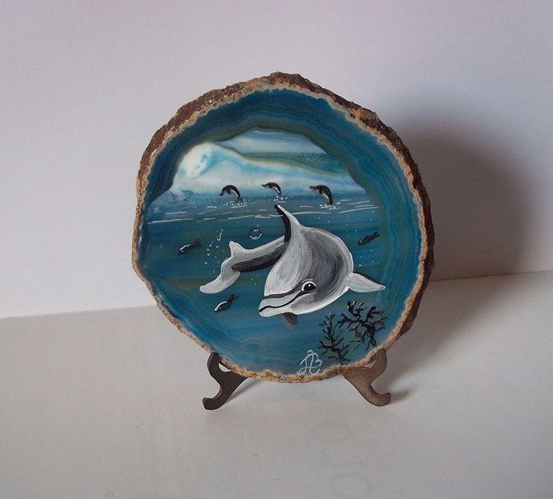 delfin #valian #valianart #ágata