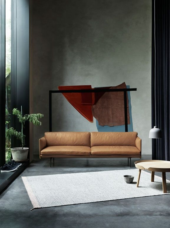How Muuto Helped Usher In A New Chapter For Scandinavian Design Scandinavian Sofa Design Sofa Design Furniture Design