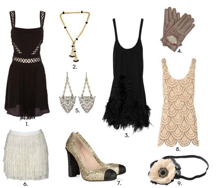 1920s Fashion Clock 1920s Fashion 20s Fashion Fashion