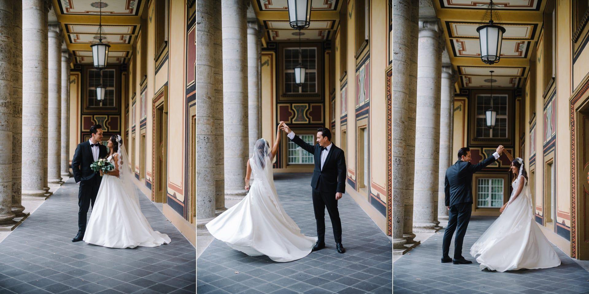 Munchens Beste Fotolocations Fur Hochzeitspaare In 2020 Meerjungfrauenkleid Hochzeit Brautpaar Hochzeit