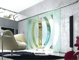 coloured glass room divider - Google Search