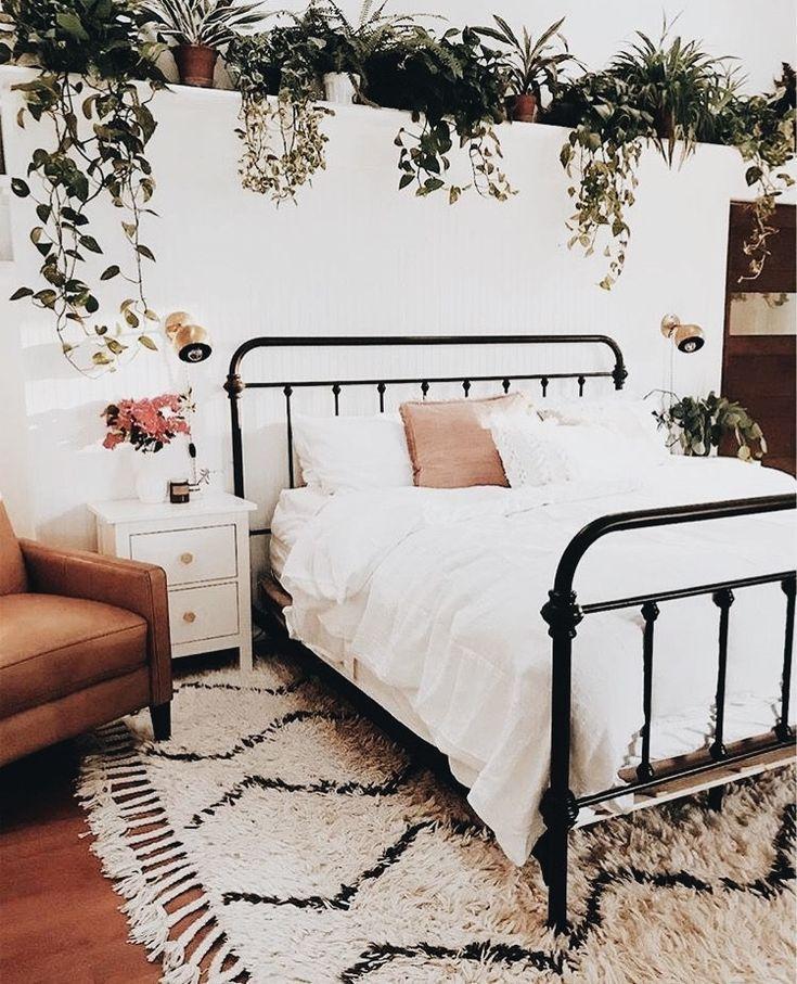 Best Indoor Plants Bedroom Decor Black White Bedroom Plant Decor Room Decor Home Bedroom 640 x 480