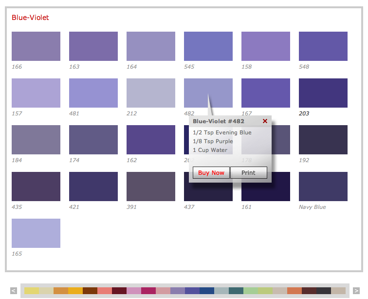 Rit dye has the coolest tool where you can select any for How to combine colors