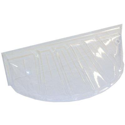 Maccourt 19 In X 15 In Polyethylene Reversible Heavy Duty Window