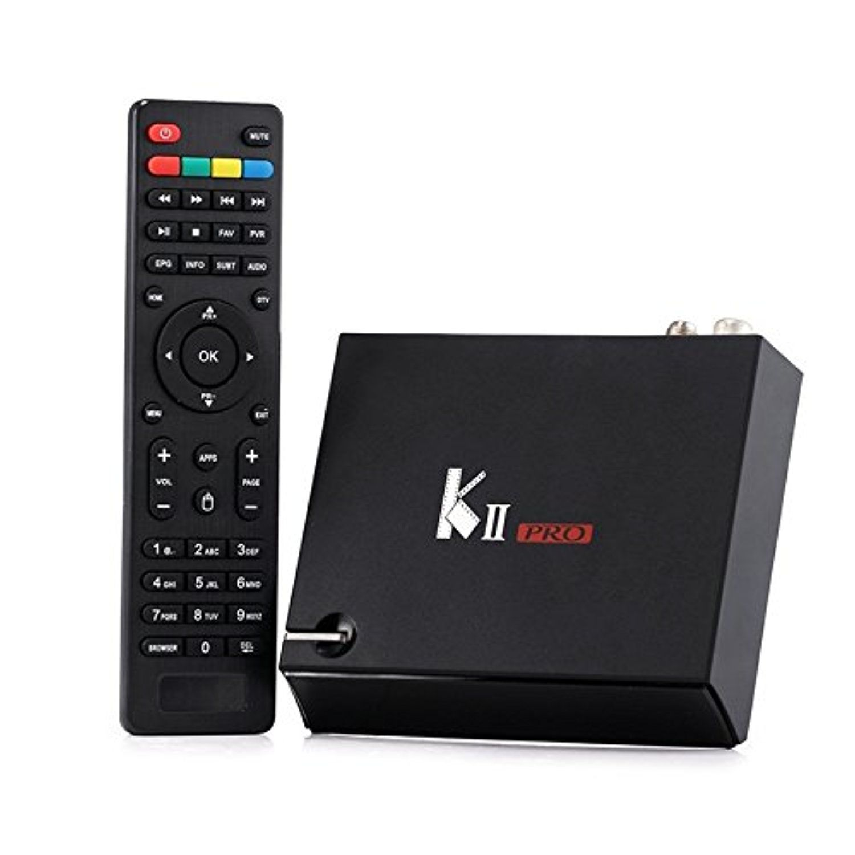 Vipwind KII Pro Android TV Box 2GB+16GB DVBS2 DVBT2