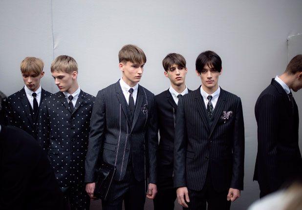 Paris Fashion Week, Fall 2014: Dior Homme