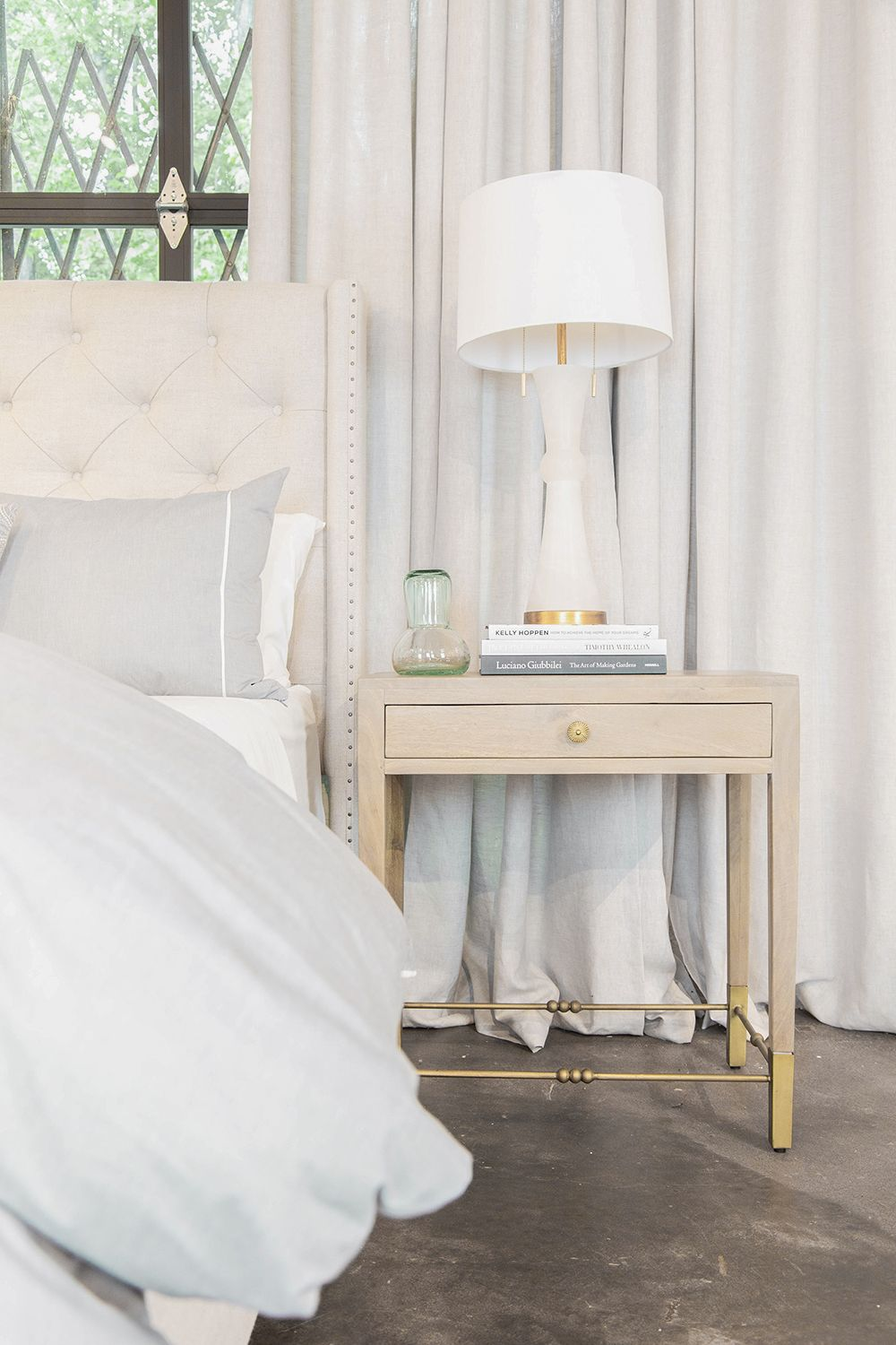 The perfect kind of bedside manner, wouldn't you say?  Introducing one of our newest designs, the Maslyn Side Table. Head over to our website to check our all of our new designs!  #designinspo #furnitureinspo #interiors #homeinspo #myhomedecor #homedeco #furnituredesign #furnishings #furnitureinspo #interiordesire #bedroomfurniture #bedroomstyle #bedroominspo #bedroomdesign