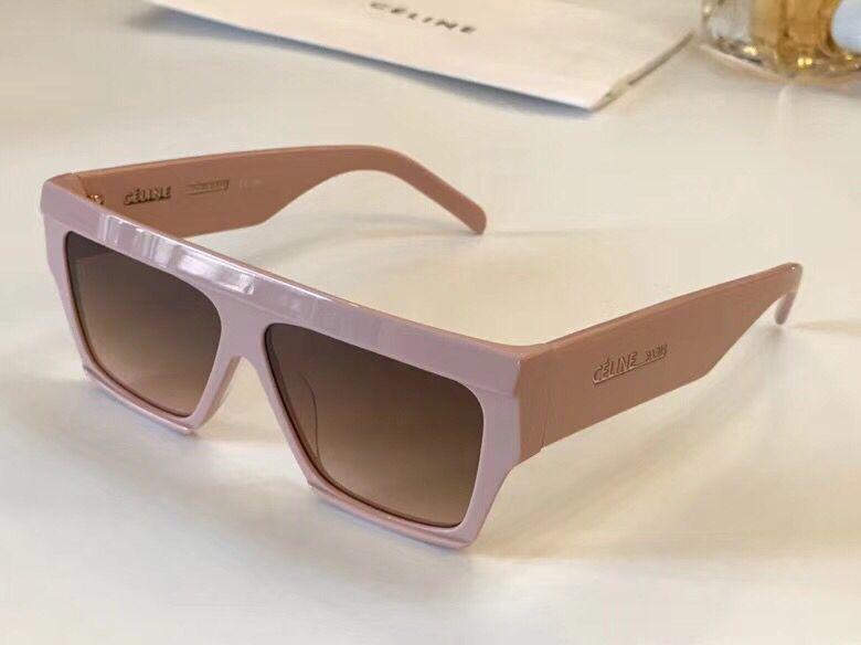 f65555df5c7 Luxury 40030 Sunglasses For Women Popular Fashion Designer Goggle Designer  UV protection Square Full Frame Top