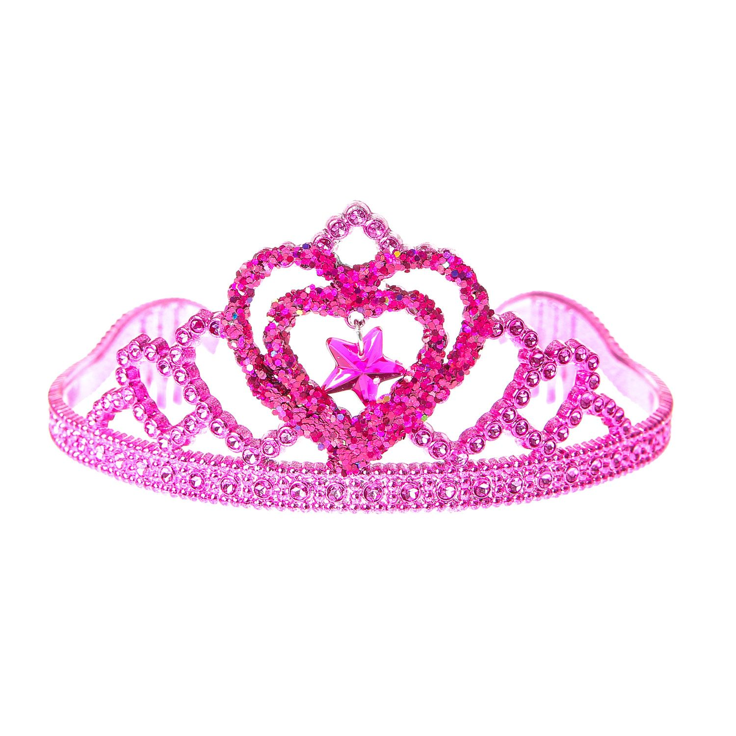 Kids' Tiaras. Showing 40 of 65 results that match your query. Search Product Result. Product - Girls Silver Rhinestone Pageant Queen Tiara Headpiece. Product Image. Price Product - Kids Dream Girls Rhinestone Precious Princess Crown Veil Tiara. Product Image. Price $ Product Title.