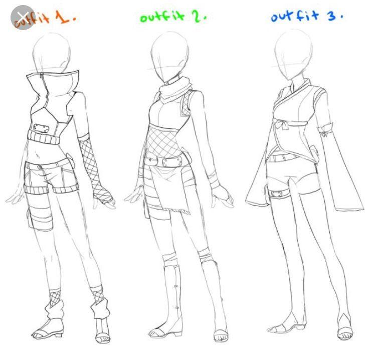 Another Jinchuriki Naruto Various X Reader Anime Ninja Anime Poses Reference Drawings