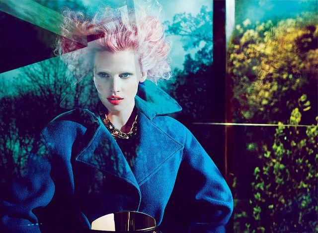 Mert Alas & Marcus Piggott - Vogue July Issue by Wardrobe 4×4, via Flickr