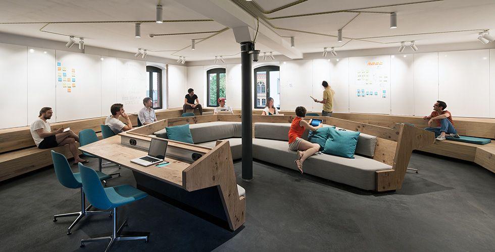 Soundcloud berlin design als l sung planm bel for Innenarchitektur schule