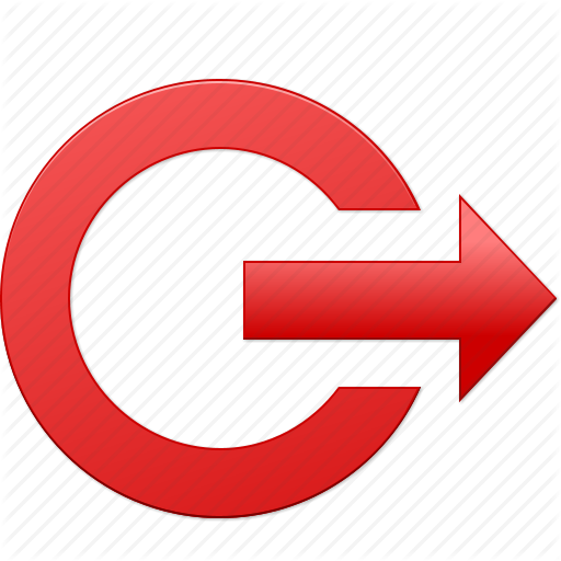 Cancel Close Exit Log Out Logout Session Terminate Icon Icon Png Logout