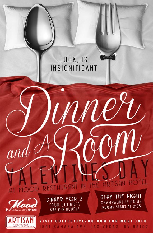 Dinner And A Room Valentine S Day Posted On January 30 2013 To